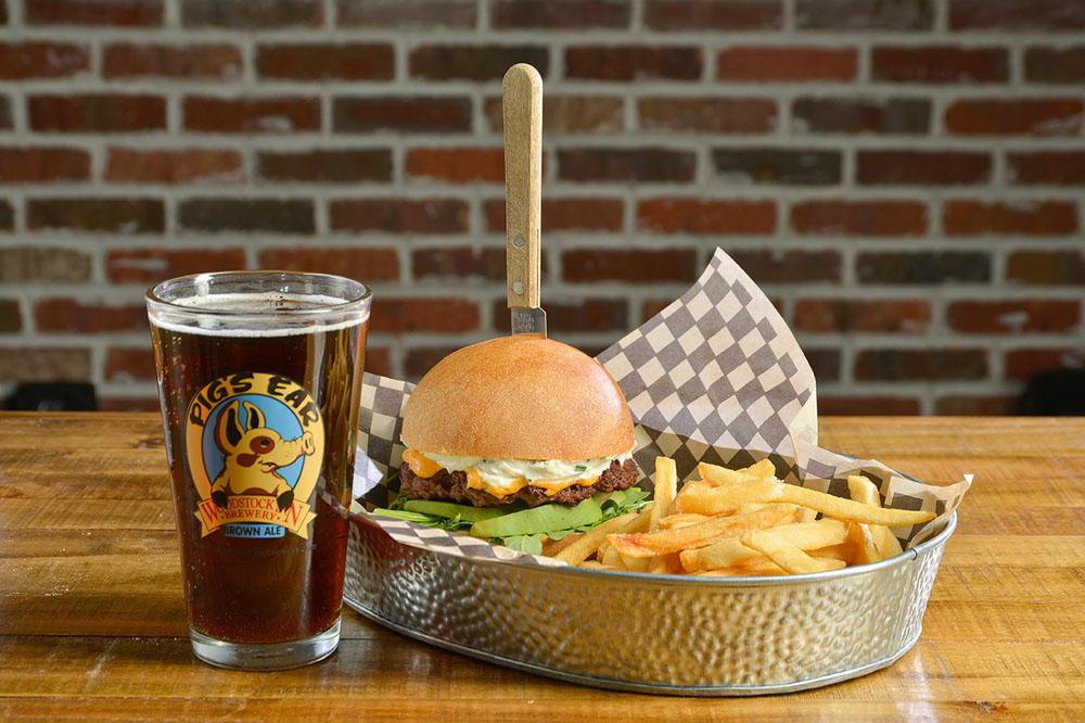 vibes burger